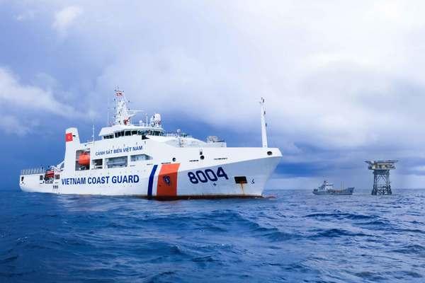 Cảnh sát biển có quyền điều tra, bắt giữ tàu biển vi phạm