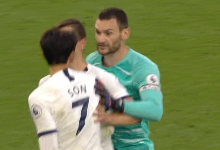 Đội trưởng Tottenham 'nổi đóa', gây hấn Son Heung-min