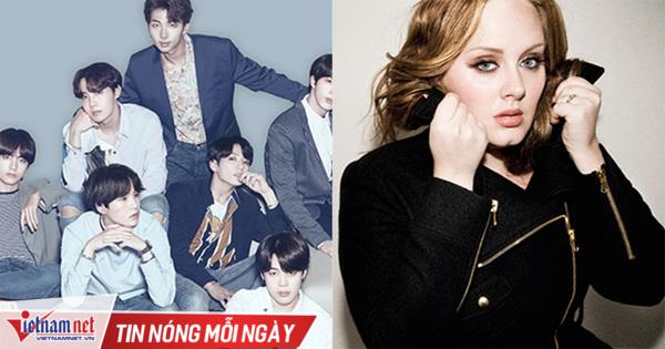BTS vượt qua cả Adele, AOA hủy sự kiện sau scandal bắt nạt chấn động