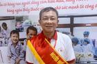 Người đàn ông An Giang 60 lần hiến máu tình nguyện