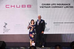 Chubb Life Việt Nam vào danh sách nơi làm việc tốt nhất châu Á