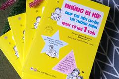 Sách truyền bí kíp giúp trẻ rèn luyện trí thông minh từ khi 1 tuổi