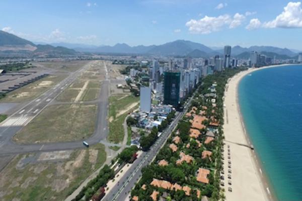 Khánh Hòa chuẩn bị đấu giá 'đất vàng' sân bay Nha Trang cũ