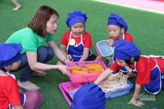 Xem xét giao trường CĐSP bồi dưỡng giáo viên về chương trình SGK mới