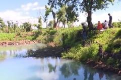Đắk Lắk: Trượt chân ngã xuống hồ, 2 nữ sinh tử vong