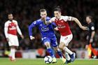 Arsenal 0-0 Leicester: Pháo thủ thăng hoa (H1)