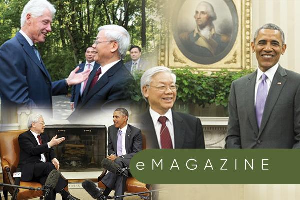 Việt - Mỹ 'có đi có lại mới toại lòng nhau'