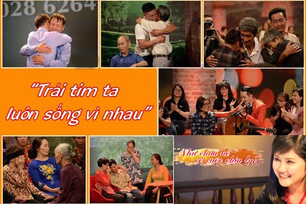 Báo VietNamNet đồng hành với 'Như chưa hề có cuộc chia ly'