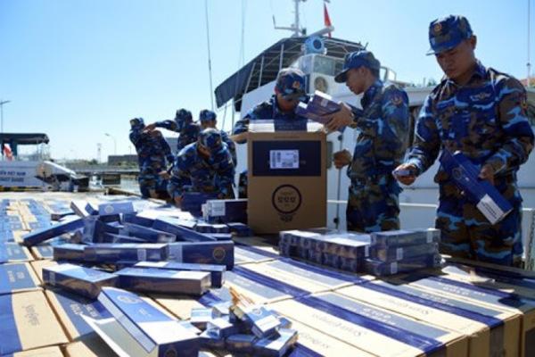6 tháng đầu năm: CSB Việt Nam đã bắt giữ thành công nhiều vụ gian lận thương mại