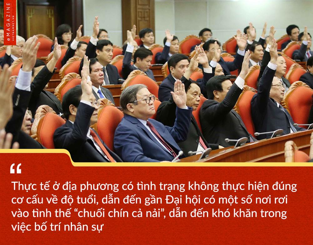 trường hợp đặc biệt,Bộ Chính trị,nhân sự đại hội,đại hội 13,đại hội Đảng