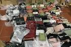 Truy quét kho hàng 'khủng' bán đồ rởm trên Facebook, mỗi ngày chốt 200 đơn