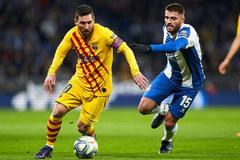 Barca vs Espanyol: Trút mưa bàn thắng