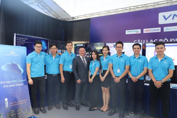CMC Telecom lần đầu tiên giới thiệu nền tảng 'kết nối vạn vật'