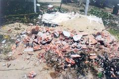 Khởi tố vụ đào mộ, đốt hài cốt mẹ vợ vì con rể vay 300 triệu không trả lãi