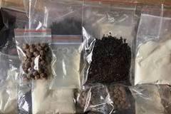 Tràn lan phụ gia, máy pha chế trà sữa nhập lậu