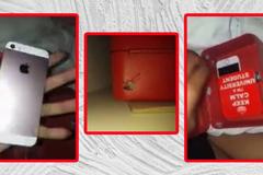 Bí mật trong chiếc hộp có lỗ thủng ở phòng tắm khiến nữ sinh kinh hãi