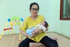 Em bé chào đời nhờ những dòng máu 'lạ' trong đại dịch Covid-19