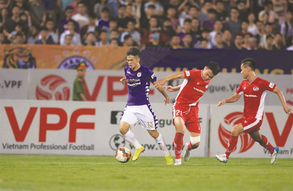 Injury crisis hobbles Hanoi FC