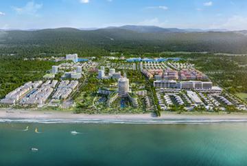 Kỳ vọng cú huých du lịch Phú Quốc từ công viên nước sắp ra mắt