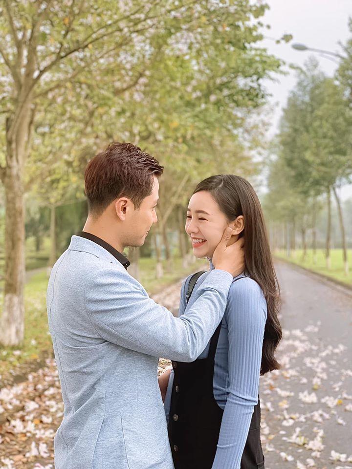 Loạt ảnh tình cảm không có trên phim của Quỳnh Kool - Thanh Sơn