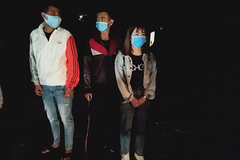 11 người nhập cảnh trái phép từ Campuchia về Việt Nam