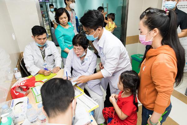 Cộng đồng ví MoMo hỗ trợ chi phí phẫu thuật 120 em nhỏ dị tật hàm mặt