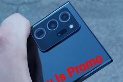Galaxy Note 20 Ultra lộ ảnh thực tế với cụm camera ấn tượng