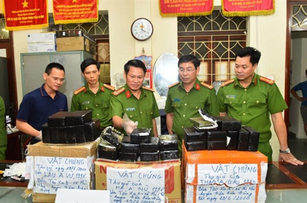 Three drug trafficking rings,busted
