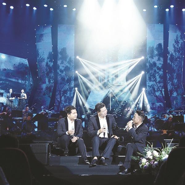 New concert,trio promises impressive performance,Sao Mai national singing contest,divas Thanh Lam,Thu Minh