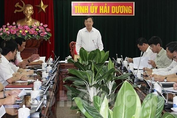 Hải Dương: Tổ chức Đại hội Đảng bộ cấp trên cơ sở với chất lượng cao hơn