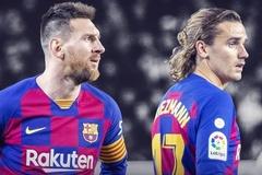 Barca đảm bảo không bán Griezmann vì Messi