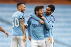 """Man City trút giận, nã 5 """"trái bom"""" vào lưới Newcastle"""