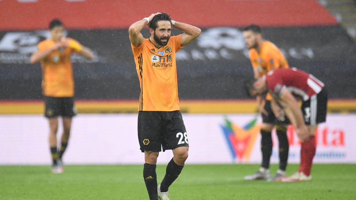 Thua đau phút cuối, Wolves bị MU 'cắt đuôi'