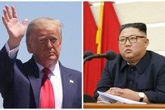 Ông Trump lại muốn gặp Kim Jong Un