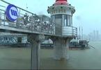 Hình ảnh thành phố hạ lưu đập Tam Hiệp bị ngập lụt kinh hoàng