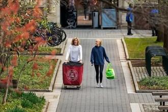 Trường đại học Mỹ đổi phương án dạy học để bảo vệ sinh viên quốc tế