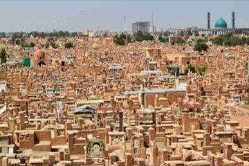 'Lạnh gáy' nghĩa địa lớn nhất hành tinh, hơn 1.400 năm tuổi