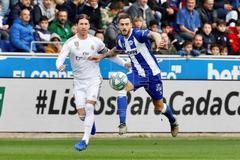 Lịch thi đấu vòng 35 La Liga: Real tiếp Alaves