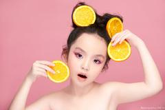 Mẫu nhí 7 tuổi chụp hình chuyên nghiệp