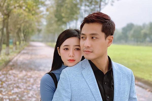 Thanh Sơn tiết lộ lâu chưa hôn cho đến khi diễn cùng Quỳnh Kool