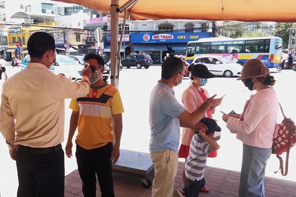 Nha Trang vẫn hút khách nội địa