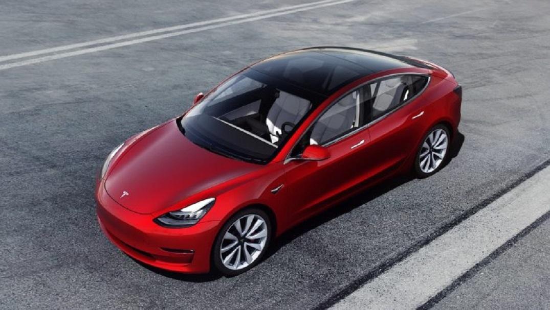 Xe điện Tesla Model 3 giá 40.000 USD gây sốt ở Hàn Quốc