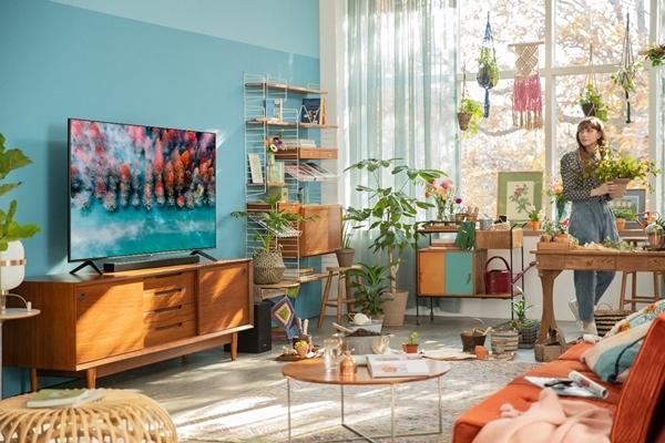 Mang rạp phim về nhà với cấu hình loa 9.1.4 đầu tiên của Samsung