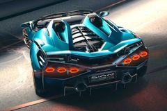 Lamborghini Sián Roadster cháy hàng ngay khi vừa mới ra mắt