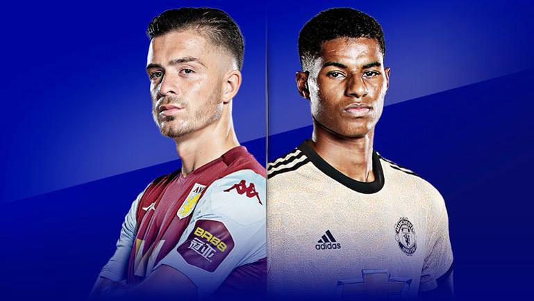 Trực tiếp Aston Villa vs MU: Quỷ đỏ giương oai