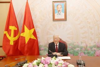 Tổng bí thư, Chủ tịch nước cảm ơn Campuchia phối hợp chống Covid-19