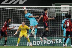 Bournemouth 0-0 Tottenham: Đôi công hấp dẫn (H2)