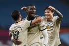 Aston Villa 0-3 MU: Pogba vẽ siêu phẩm (H2)