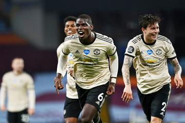 MU tuyệt đỉnh, đại thắng trước Aston Villa