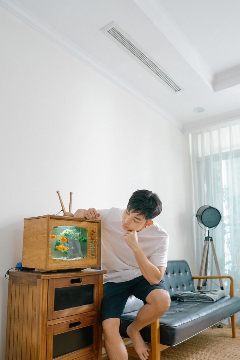 Phong cách sống chậm đặc biệt của Jun Phạm giữa đô thị ồn ào